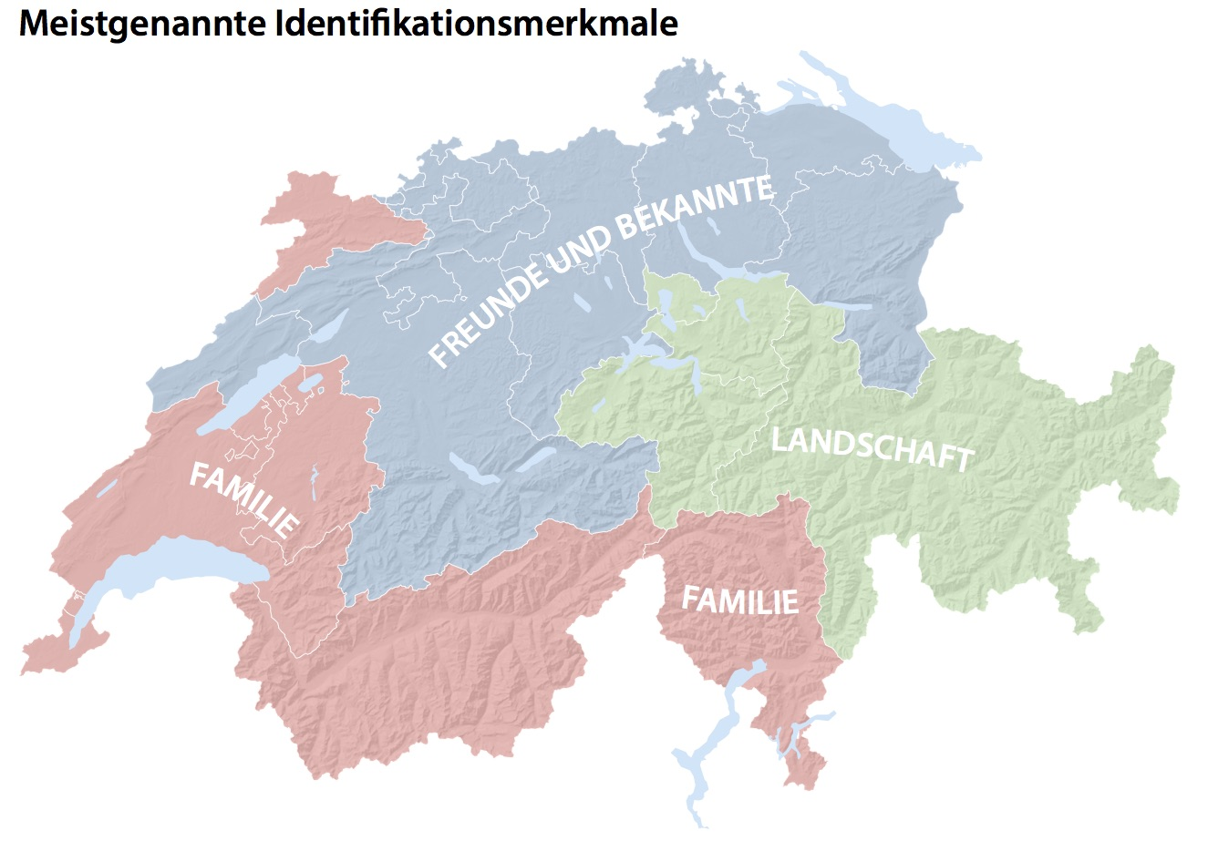 Vernetzte Schweiz – die grosse Umfrage